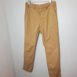 Gant Summer Goldenrod Yellow Chino 31x32